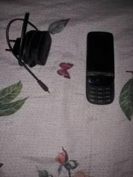 Vendo Nokia C2 por 30 reais pegando tudo