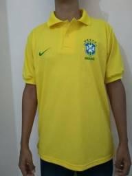 Camisa Pólo do Brasil