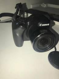 Câmera Cânon powershot sx520hs