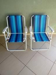 2 Cadeira de Praia MOR