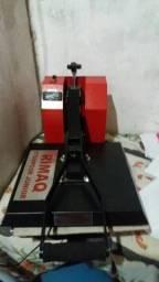 Maquina de estampar com impressora valor 2200