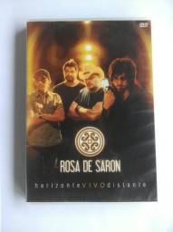 DVD Rosa de Saron conservado