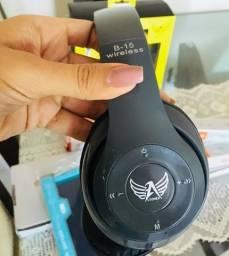 Fone de ouvido Bluetooth (entrega grátis para João Pessoa)