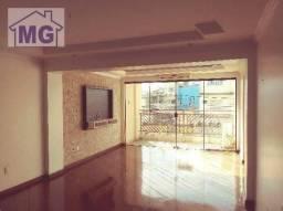 Apartamento com 3 dormitórios à venda - centro - macaé/rj