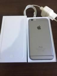 Vend iPhone 6 Plus C/ 64 Gb Memória Com Nota fiscal Super conservado Impecável