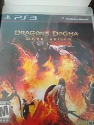Jogo Dragons Dogma Dark Arisen ps3 original