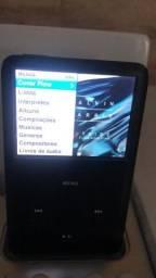 IPod Classic 80 Gigas aceito Smartphone
