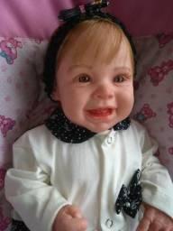 Bebê reborn original corpo silicone