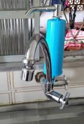 Purificador de água, água alcalina!! com torneira