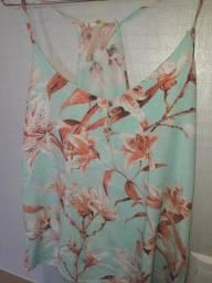 Blusa M floral