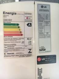 Ar condicionado split inverter lg 22.000 Btu/h frio - 220v
