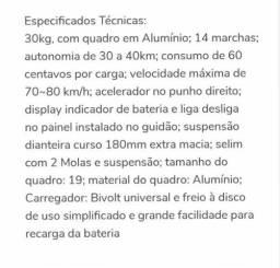 Bicicleta eletrica, usado comprar usado  Rio de Janeiro