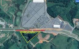 Terreno Araquari SC - Zona Industrial - frente BR 101 - Próximo da BMW