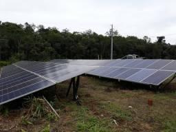 VENDO USINA ELETRICA DE ENERGIA SOLAR FOTOVOLTAICA 70KWP