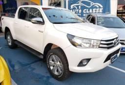 Toyota Hilux 2.8 Srv 4x4 cd 16v - 2016