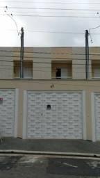 Sobrado Novos Individuais com 02 suítes e 02 vagas de garagem - Jardim Vila Formosa