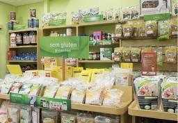 Franquia-Loja de Produtos Naturais-Shopping- Zona Sul-SP (6438)