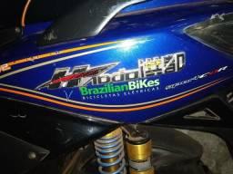 Moto Elétrica - 2014