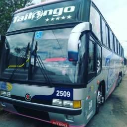 Ônibus Paradiso Gv 1150 aceito troca em carreta