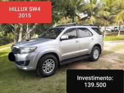 HILLUX SW4 SRV AUTOMÁTICA 2015