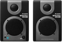 Monitor de Áudio Alesis 320 USB - Ativo