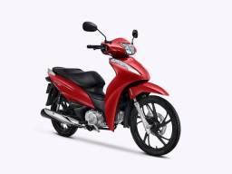 Honda Biz 125 0km Entradinha reduzida Confira!!!