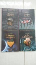 Livros Novos  Coleção Seleções (A Aventura das Descobertas e Invenções)