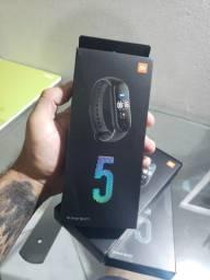 Relógio Smartwatch Xiaomi Mi Band 5 Versão Global
