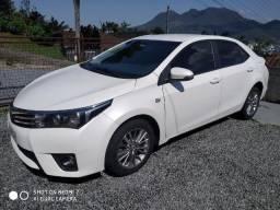 Corolla XEI 2015 Branco Perolizado