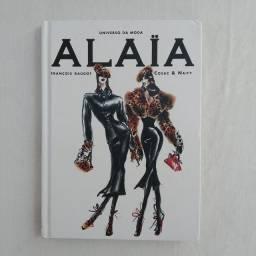 Livro ALAIA Universo da Moda