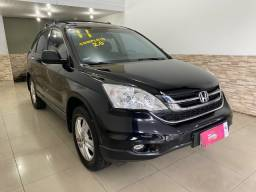 Honda CRV Exl Top de Linha Automatica + Couro + 4x4 + Teto, Impecavel 2011