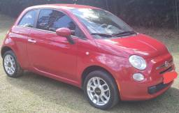 FIAT 500 CULT 1.4 FLEX MANUAL 2012