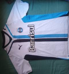 Camisa Puma Grêmio Branca 2009 - G