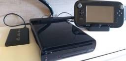 Nintendo Wii u deluxe 500gb HD cheio de jogos