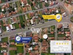 Terreno à venda, 390 m² por R$ 85.000,00 - Jardim Boa Esperança - Aparecida de Goiânia/GO