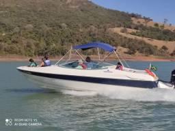 Lancha Ventura 230 - 2008 Top de linha