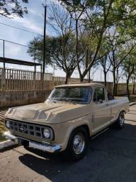 D-10 Chevrolet Placa Preta