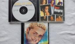 Axé, Samba, Forro - CD's diversos