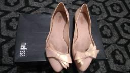 sapatilha da Melissa