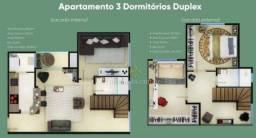 Apartamento duplex em Canela com 3 dormitórios