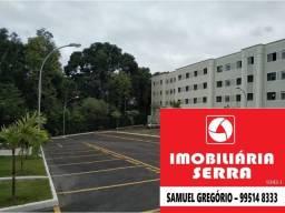 SAM 043 Apartamento pronto para morar em Balneário Carapebus - 2Q