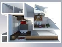 Cobertura 1 dormitorio com garagem