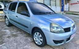 Renault Clio Sedan 1.6 - 2007 - Completo - 2007