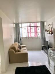 Apartamento à venda com 1 dormitórios em Consolação, São paulo cod:106970