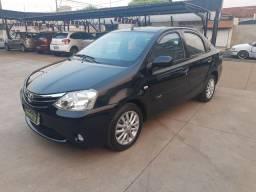 Etios Sedan XLS 1.5 Flex 2013 Completo