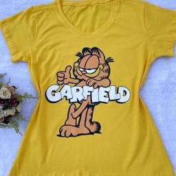 Lindas camisetas com estampas atuais