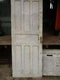 Portas externa maciza