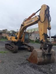 Escavadeira Hidráulica R380LC - Hyundai