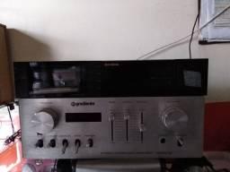 Amplificador e tuner
