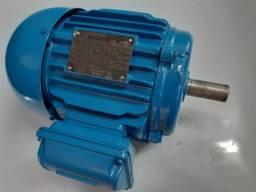 Motor Weg 3 cv alta rotação 3540rpm  voltagem 220/380/440/760